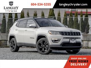 New 2021 Jeep Compass Altitude  - Leather Seats - Sunroof for sale in Surrey, BC