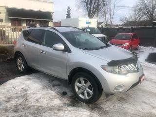 Used 2010 Nissan Murano S for sale in Sutton, ON