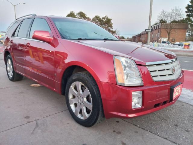 2009 Cadillac SRX V6-EXTRA CLEAN-LEATHER-BLUETOOTH-AUX-ALLOYS