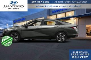 New 2021 Hyundai Elantra Preferred IVT  - Android Auto - $137 B/W for sale in Abbotsford, BC