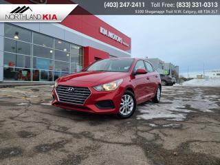 Used 2019 Hyundai Accent Preferred HEATED SEATS, BACKUP CAMERA, ANDRIOD AUTO, APPLE CARPLAY, for sale in Calgary, AB