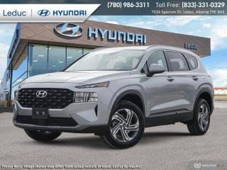 New 2021 Hyundai Santa Fe ESSENTIAL for sale in Leduc, AB