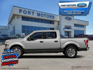 Used 2017 Ford F-150 XLT  - SYNC - $392 B/W for sale in Fort St John, BC