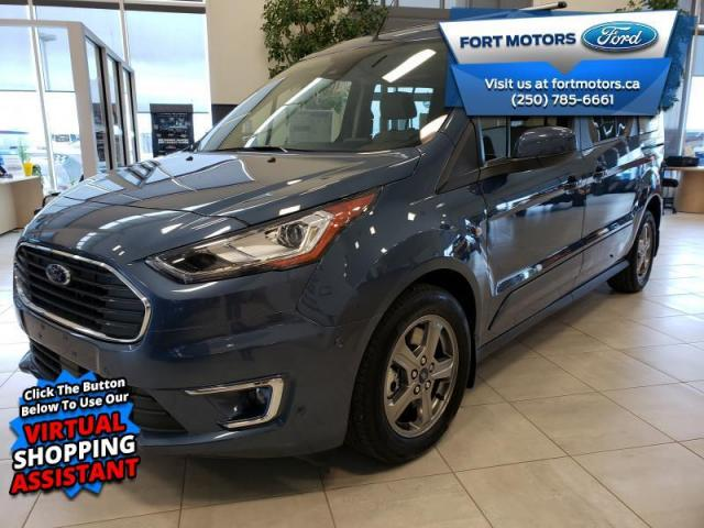2021 Ford Transit Connect Wagon Titanium  - Leather Seats - $350 B/W