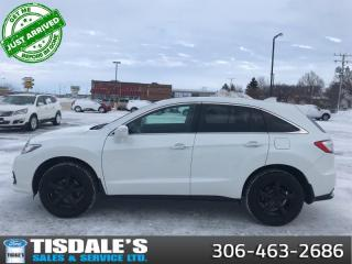 Used 2017 Acura RDX for sale in Kindersley, SK