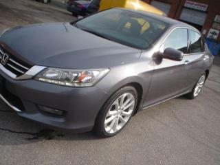 Used 2015 Honda Accord TOURING,NAVI,LEATHER,AUTO for sale in Mississauga, ON