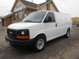 2012 GMC Savana 1500 CARGO 4.3L V6 Divider Shelving ONLY 87,000Kms