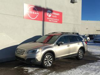 Used 2016 Subaru Outback 3.6/AWD/ADAPTIVE CRUISE/LANE ASSIST/CROSS TRAFFIC ALERT for sale in Edmonton, AB