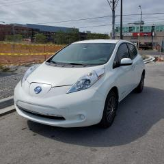 Used 2013 Nissan Leaf SL + TECH for sale in Scarborough, ON