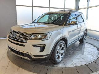 Used 2019 Ford Explorer Platinum for sale in Edmonton, AB