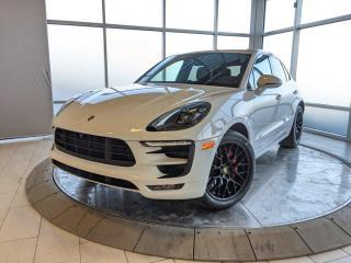 Used 2017 Porsche Macan GTS | CPO | Ext. Warranty | Premium Plus | 360 Cameras | Sport Exhaust for sale in Edmonton, AB