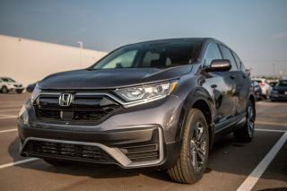 New 2021 Honda CR-V LX 2WD CRV 5 DOORS for sale in Woodstock, ON