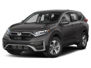 New 2021 Honda CR-V LX 4WD CRV 5 DOORS for sale in Woodstock, ON