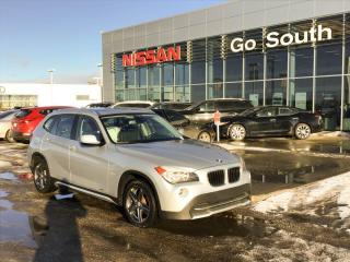 Used 2012 BMW X1 28i, AWD, LEATHER, NAVIGATION for sale in Edmonton, AB