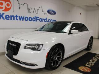 Used 2015 Chrysler 300 S | Heated Leather | Nav | Sunroof | No Accidents for sale in Edmonton, AB