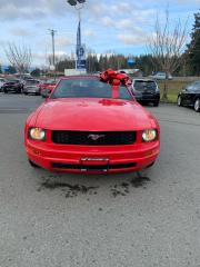 Used 2005 Ford Mustang for sale in Duncan, BC