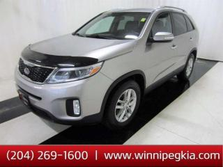 Used 2015 Kia Sorento LX FWD *Collision Free!* for sale in Winnipeg, MB