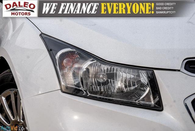 2015 Chevrolet Cruze ECO / BACK-UP CAM / USB / ACCIDENT FREE Photo2