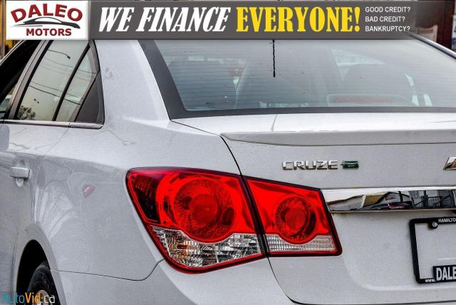2015 Chevrolet Cruze ECO / BACK-UP CAM / USB / ACCIDENT FREE Photo10