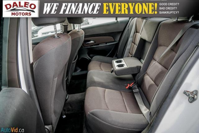 2015 Chevrolet Cruze ECO / BACK-UP CAM / USB / ACCIDENT FREE Photo12