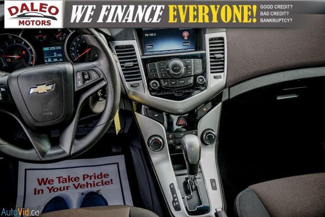 2015 Chevrolet Cruze ECO / BACK-UP CAM / USB / ACCIDENT FREE Photo15