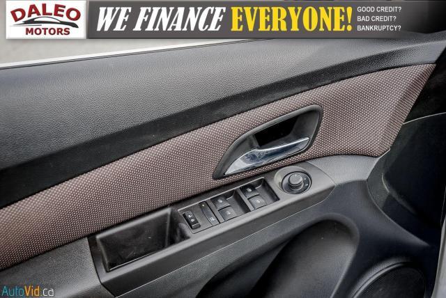 2015 Chevrolet Cruze ECO / BACK-UP CAM / USB / ACCIDENT FREE Photo16