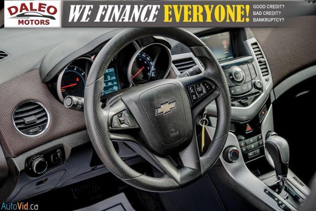 2015 Chevrolet Cruze ECO / BACK-UP CAM / USB / ACCIDENT FREE Photo17