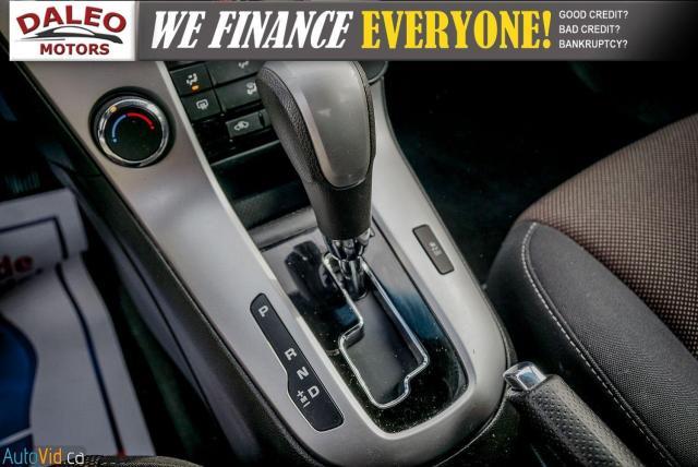 2015 Chevrolet Cruze ECO / BACK-UP CAM / USB / ACCIDENT FREE Photo19