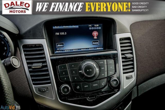2015 Chevrolet Cruze ECO / BACK-UP CAM / USB / ACCIDENT FREE Photo21