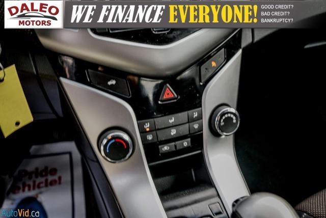 2015 Chevrolet Cruze ECO / BACK-UP CAM / USB / ACCIDENT FREE Photo23