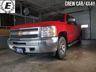 Used 2013 Chevrolet Silverado 1500 LS CHEYENNE EDITION/CREW CAB!! for sale in Barrie, ON