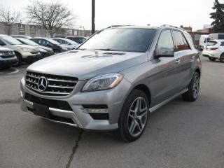 Used 2014 Mercedes-Benz ML 350 ML 350 BlueTEC for sale in Toronto, ON