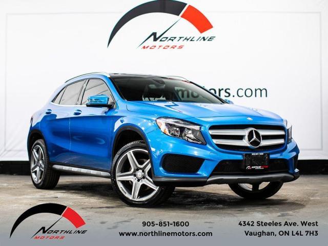 2017 Mercedes-Benz GLA GLA250 4MATIC/AMG Sport/Navi/Pano