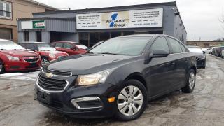 Used 2015 Chevrolet Cruze 1LT for sale in Etobicoke, ON