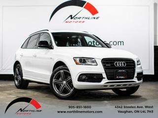 Used 2017 Audi Q5 2.0T Progressiv/S-Line/Navigation/Pano for sale in Vaughan, ON