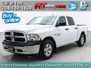 Used 2016 RAM 1500 SXT for sale in Winnipeg, MB