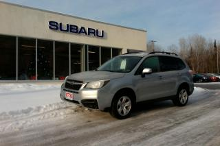 Used 2017 Subaru Forester i for sale in Minden, ON