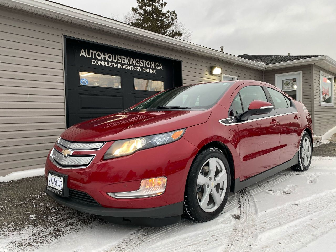 2015 Chevrolet Volt LT - Gas Electric Hybrid - Heated Leather!