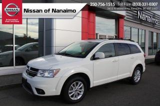 Used 2015 Dodge Journey SXT for sale in Nanaimo, BC