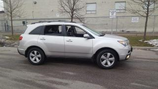 Used 2010 Acura MDX Tech. Pkg,7 Pass, AWD, Leather, 3/YWarranty Avai for sale in Toronto, ON