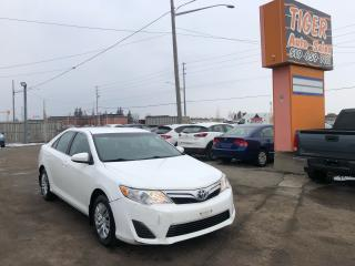 Used 2014 Toyota Camry LE**AUTO**4 CYLINDER**CAM**CERTIFIED for sale in London, ON