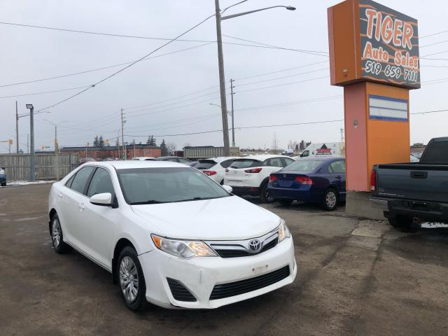 2014 Toyota Camry LE**AUTO**4 CYLINDER**CAM**CERTIFIED