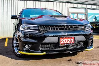 Used 2020 Dodge Charger GT|ACCIDENT FREE|BACKUP CAMERA|NAV\LEATHER for sale in Brampton, ON