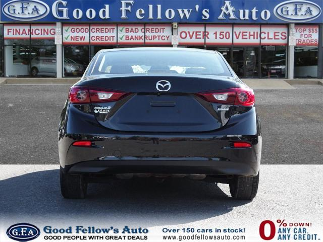 2016 Mazda MAZDA3 GS SKYACTIV, HEATED FRONT SEATS, REARVIEW CMERA