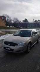 Used 2010 Chevrolet Impala LS for sale in Cambridge, ON