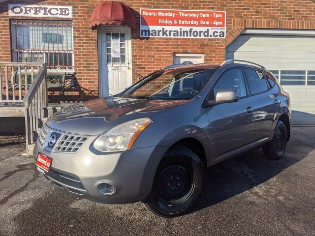 2008 Nissan Rogue SL Automatic
