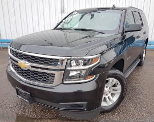 Used 2019 Chevrolet Tahoe LS 4x4 *8 PASSENGER* for sale in Kitchener, ON