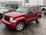 Photo of Red 2011 Jeep Liberty