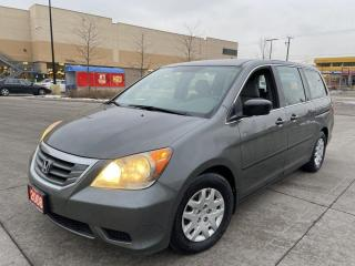 Used 2008 Honda Odyssey Only 133000 km, 7 Pass, 3/Y Warranty Availab for sale in Toronto, ON
