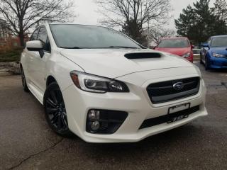 Used 2015 Subaru WRX w/Sport-tech Pkg for sale in Woodbridge, ON